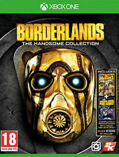Borderlands Handsome Collection Xbox One