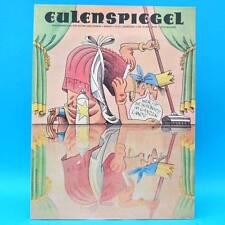 Eulenspiegel 41/1986 | DDR-Wochenzeitung für Satire und Humor | Geburtstag B