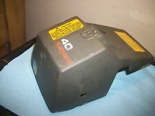 """HUSQVARNA 40 """"TOP COVER"""" NOT CHEAPLY MADE AFTER MARKET!! OEM PART/FIT!"""