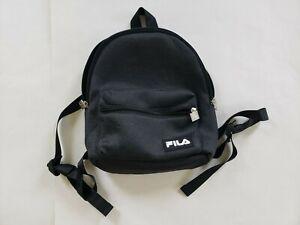 Fila mini Hailee backpack Unisex Dark Grey