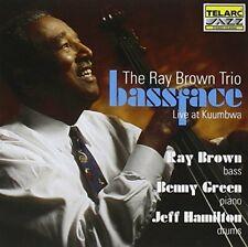 Ray Brown Trio Bass face-Live at Kuumbwa (1993, US)  [CD]