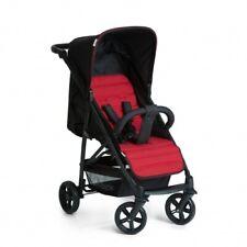 Hauck Kinderwagen  Rapid 4 Buggy klein und zusammenklappbar Geburt bis 25 kg Rot