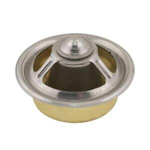 Mr Gasket Thermostat 4363; 160¡ for Chevy, Ford, AMC