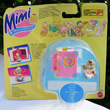 Polly Pocket NEU Mimi & the Goo Goos Buch Book 100% complete Original Baby NEW