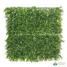 Artificial Fake Plants Vertical Garden Leaf Panel 50cm x 50cm