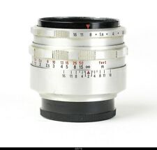 Lens Zeiss Biotar 2/58mm Auto    for  Conatax S Pentax M42