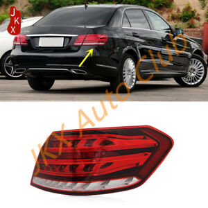 RH Outer Side LED TailLight Rear Lamp k For Mercedes Benz W212 E-Class 14-16