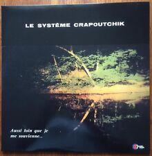 LE SYSTÈME CRAPOUTCHIK Aussi loin que je me souvienne 1969 Flamophone RE 2011 ►♬