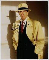 Warren Beatty original hand signed autograph photograph actor Dick Tracy