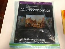 Principles of Microeconomics 7th Edition Mankiw Access Code Included