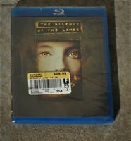 THE SILENCE OF THE LAMBS BLU-RAY BRAND NEW SEALED
