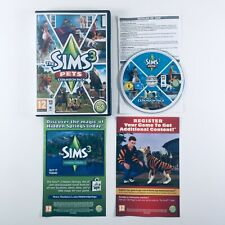 The Sims 3: Pets Expansion Pack (PC DVD ROM / Mac, 2011)
