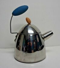 Michael Graves Tea Kettle Teapot Signed Missing Whistle