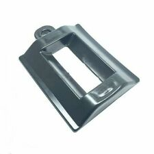 More details for pallet truck chock stop holder for warehouse lorry van wagon - non slip -  black