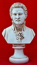 Mozart Bust greek statue  NEW