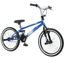 "20 Zoll BMX Bike Velo Freestyle Bicyclette Vélo d'enfants Enfant deTOX 20"" bleu"