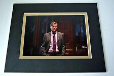 Rupert Graves Signed Autograph 10x8 photo mount display TV Film Sherlock & COA