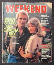 1979 Dec WEEKEND Magazine VG 4.0 David Soul / John Travolta