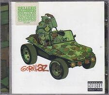 GORILLAZ - same CD