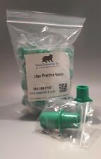 Bag of 10 VALVE Training Valves for CPR Mask Practice valve fo Masks face shield