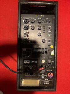 Klein + Hummel TRA100 Mobiler Beschallungslautsprecher