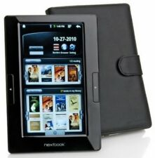 Nextbook Next2 7-Inch Color TFT Multifunctional E-book Reader w/ Case Bundle NEW