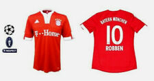 Trikot Adidas FC Bayern 2009-2010 Home UCL - Robben 10 I Champions League Badge