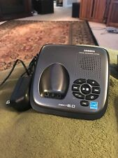 Uniden DECT1480-5 Cordless Phone Main Answering Machine Charger Base w/ Adapter