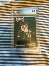1992 Upper Deck Shaquille O'Neal #1 Basketball Card BGS Beckett Graded 8.5 Mint