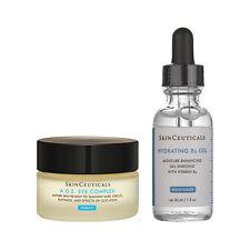 SkinCeuticals A.G.E. Eye Complex 0.5oz 15g + Hydrating B5 Gel 30ml Skincare Set