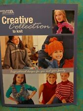 Creative Collection To Knit Patterns Family