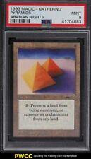 1993 Magic The Gathering MTG Arabian Nights Pyramids U2 A PSA 9 MINT