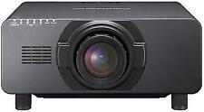 Panasonic Pt-ds20ku 3d Ready DLP Projector 20 000 ANSI Lumens 1400x1050 Native Resolution High Power 4-lamp System No Lens