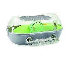Cage XL 60cm équipée + tunnel pour petit rongeur hamster spelos metro savic