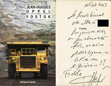 Rivages Noir 900 - Jean-Hugues Oppel - Vostok - EO 2013 - Envoi