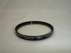 ASAHI PENTAX 49mm L39 ( UV ) filter