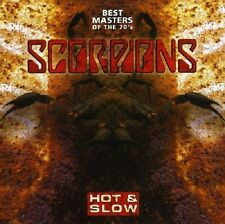 Scorpions Hot & Slow-Best Masters Of The 70's CD NEW SEALED 2009 Virgin Killer+