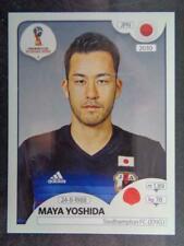 Panini FIFA 2018 World Cup Russia PINK back sticker #649 Maya Yoshida Japan