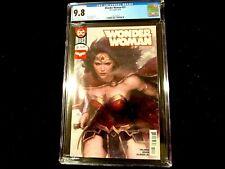 "Wonder Woman #51 CGC 9.8  -  ""Artgerm"" Cover!"