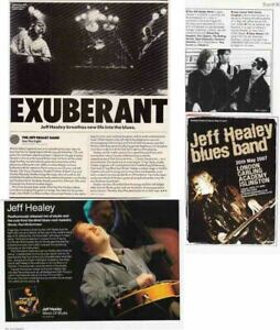 JEFF HEALEY BAND : CUTTINGS COLLECTION