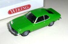 car 1/87 WIKING 827 05 OPEL MANTA A 1970 GREEN NEW BOX