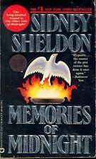 Memories of Midnight by Sidney Sheldon (1991, Paperback, Reprint)