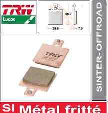 2 Plaquette frein Arrière TRW Lucas Métal frité MCB75SI Cagiva 750 Lucky Explore