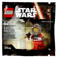 LEGO Star Wars Rebel A-wing Pilot Minifigure Polybag Set
