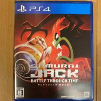 Samurai Jack Battle of Space Time PlayStation 4 PS4 DMM Video Game Japan F/S