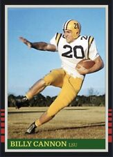 Custom Card Heisman Winner Billy Cannon LSU