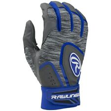 Rawlings Youth 5150 Baseball Batting Gloves - Royal (NEW) Lists @ $22