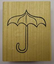 Umbrella Rubber Stamp - DeNami