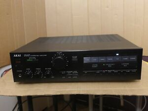 Vintage AKAI AM-A70 Stereo Integrated Amplifier RARE