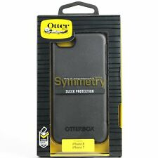 New OtterBox Symmetry Series Case for iPhone 8 iPhone 7 - Black